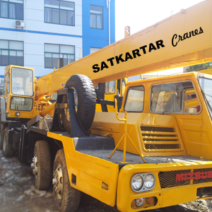 Crane Sales & Purchase in Ahmedabad